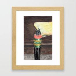 Jumper Framed Art Print