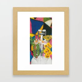 Abilities In Bloom Framed Art Print