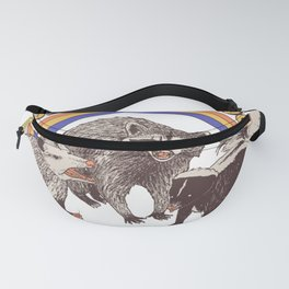 Street Cats Fanny Pack