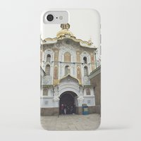 ukraine iPhone & iPod Cases featuring Kiev, Ukraine by Love Crosses Oceans Smith Family