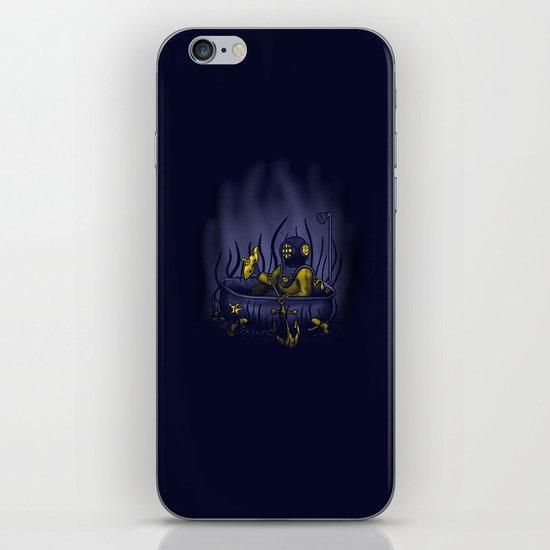 Deep Sea Beathing iPhone & iPod Skin