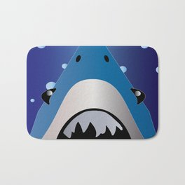 Shark Bait Bath Mat