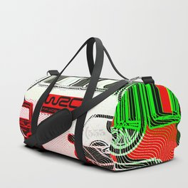 Impreza Melted Colors Duffle Bag
