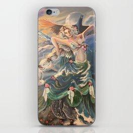 Dressing Aphrodite iPhone Skin