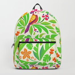 LE PERROQUET Backpack