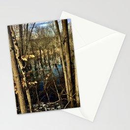 Black Creek Flooded Stationery Cards