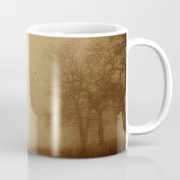 aelwen Mugs featuring From the morning by Viviana Gonzalez