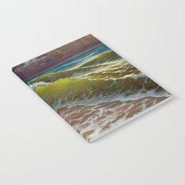 wild waves Notebook