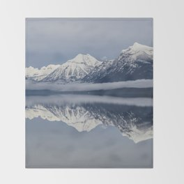 Lake Throw Blanket