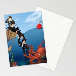 Octopus's Garden Stationery Cards