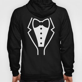 Tuxedo / Smoking Hoody