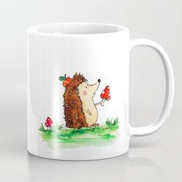 Howie the Hedgehog Coffee Mug
