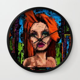 All That You Are Is All That I Desire Wall Clock