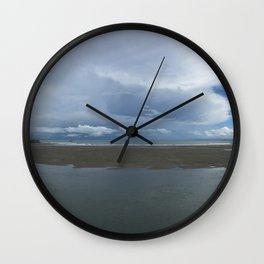 Tranquility in Panajachel Wall Clock