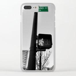 Waveland Clear iPhone Case