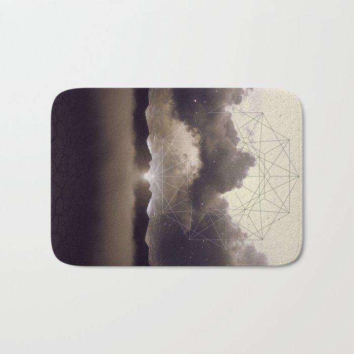 Beyond the Fog Lies Clarity | Dawn Bath Mat