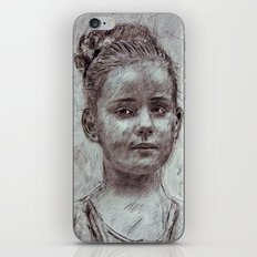 Vanjalina iPhone & iPod Skin