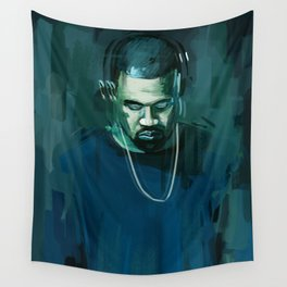 Life of Pablo Wall Tapestry