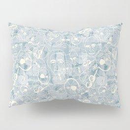 Israeli Leaders: Pattern 4 Pillow Sham