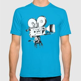 vintage filming T-shirt