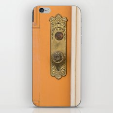 French Quarter Color, No.2 iPhone & iPod Skin