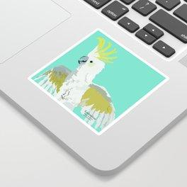 Peek-a-boo! Sticker