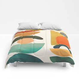 Modern Abstract Art 72 Comforters