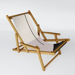 abstract minimal 28 Sling Chair