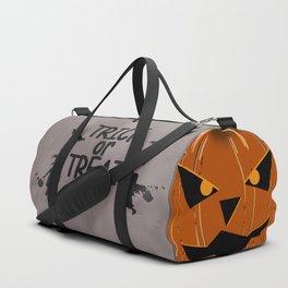 Halloween Pumpkin Duffle Bag