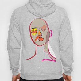 Face of Colours Hoody