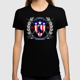 Howling Commandos T-shirt