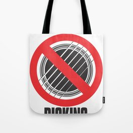 No Picking Tote Bag
