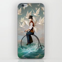 Ocean Ride iPhone Skin