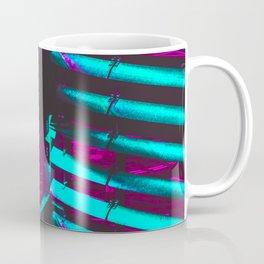 Retro Garage Pipelines 2099 Coffee Mug