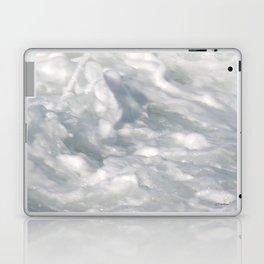 TEXTURES: Laguna Beach Sea Foam #2 Laptop & iPad Skin