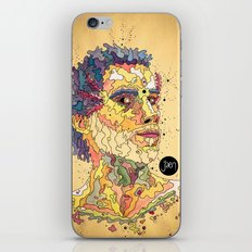 Jartolotl iPhone & iPod Skin