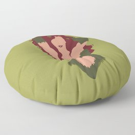 Poison Ivy Floor Pillow