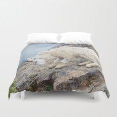 Mountain Goat Duvet Cover