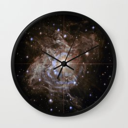 1618. Nearby Cepheid Variable RS Pup  Wall Clock