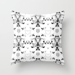 flowers 11 Throw Pillow