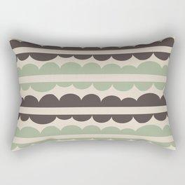 Mordidas Chocomint Rectangular Pillow