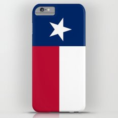 Texas state flag, High Quality Authentic Version Slim Case iPhone 6s Plus