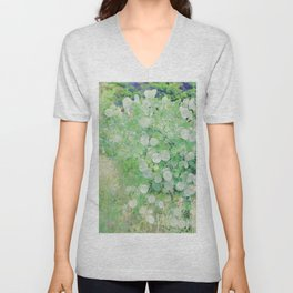 Nature's First Green Unisex V-Neck