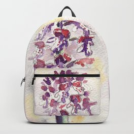 Orchis brulée Backpack