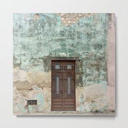 The Doors of Merida V Metal Print