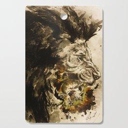 Lion's Den Cutting Board