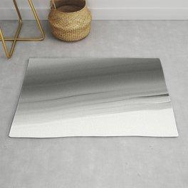 Gray Smooth Ombre Rug