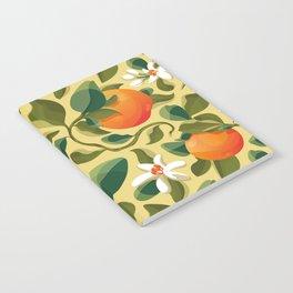 Summer Orange Notebook
