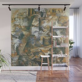 Georges Braque The Portugese Wall Mural