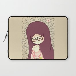 Pray for Success in Examination Laptop Sleeve